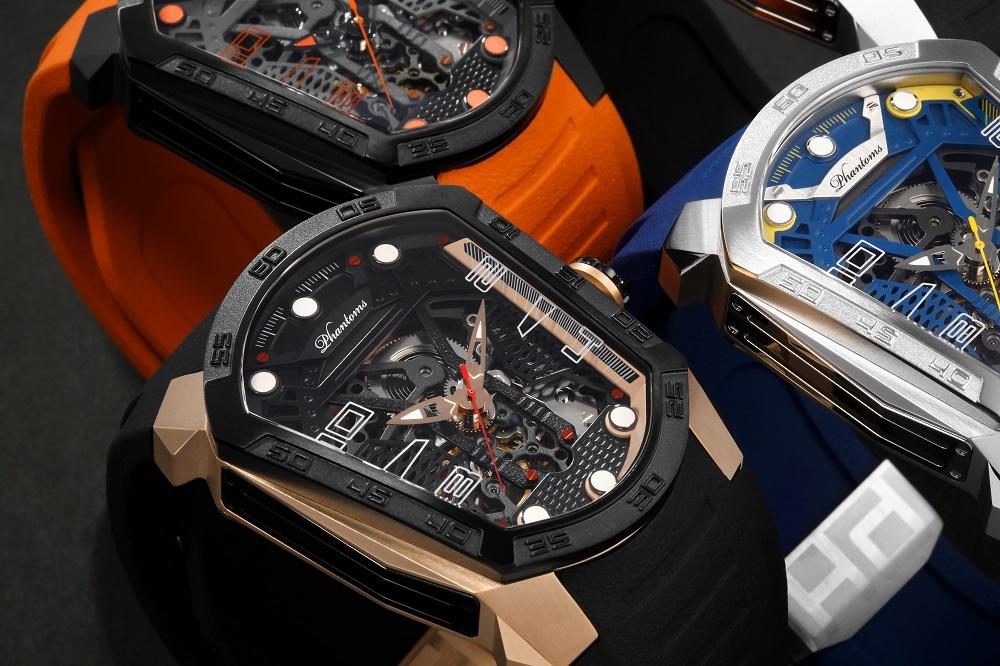 Phantoms Blade Series Automatic Mechanical Watch PHTW300 2019