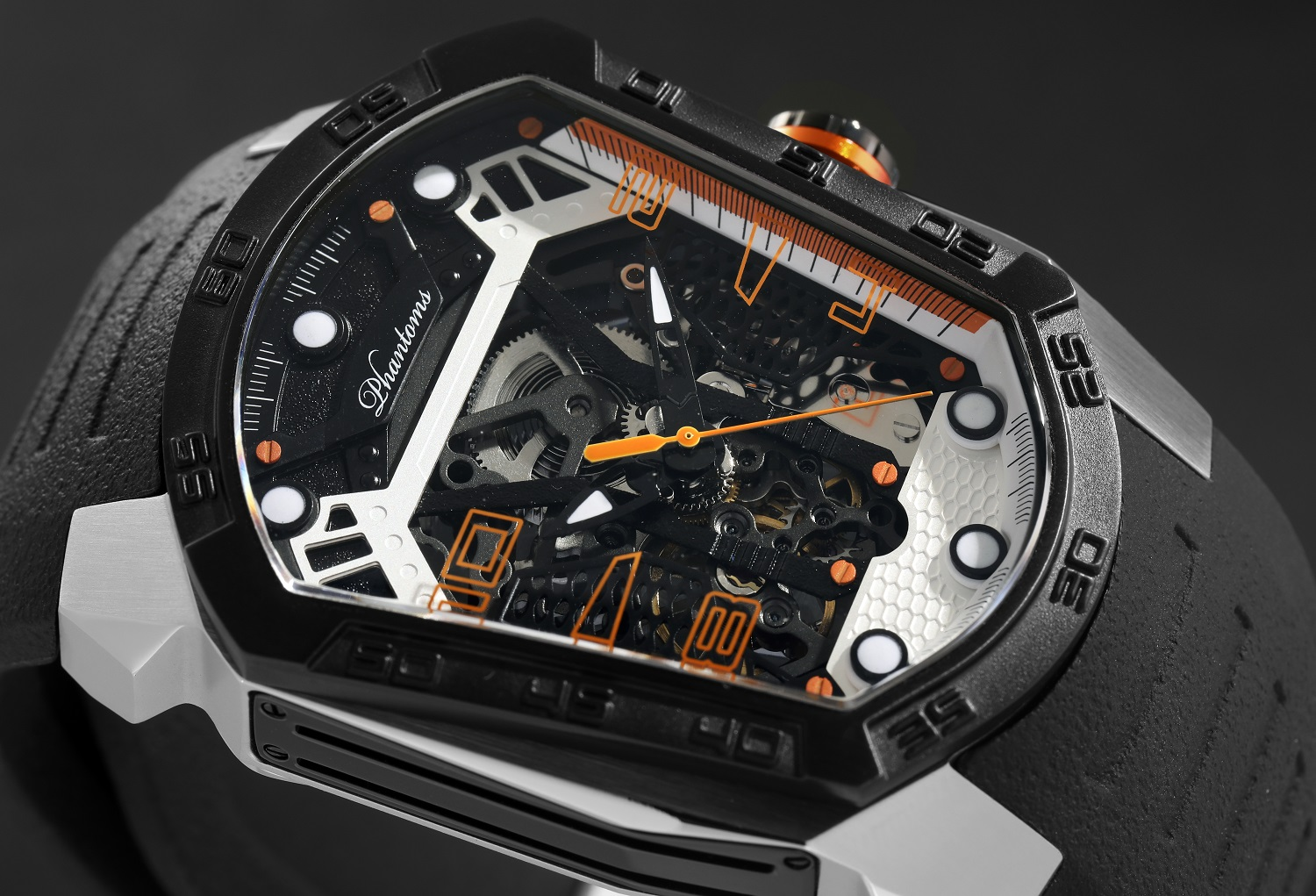Tracer Blade Automatic Mechanical Watch Futuristic Mens Watch Best Microbrand