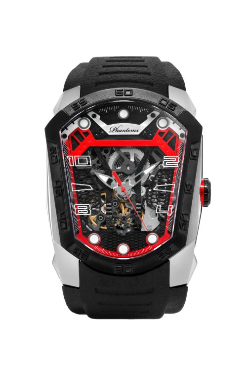 Doom Blade Automatic Mechanical Watch Futuristic Mens Watch Best Microbrand