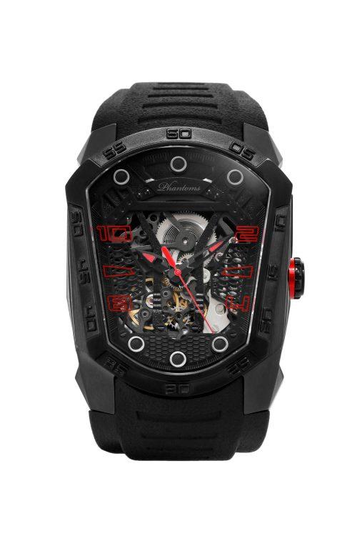 Blade Automatic Mechanical Watch Futuristic Mens Watch Best Microbrand