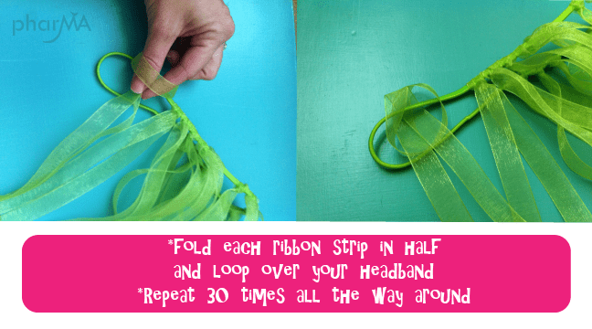 Hula Skirt How-to