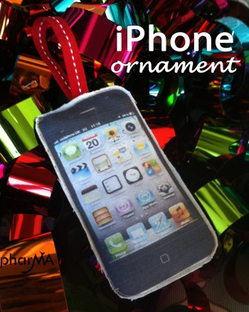 iPhone Ornament