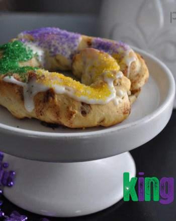 Mini King Cake
