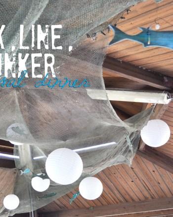 Hook, Line, & Sinker Party