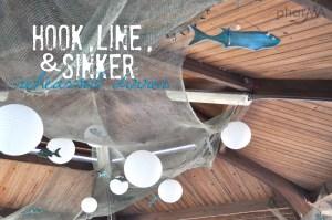 Hook, LIne, & Sinker Rehearsal Dinner, Couples Shower