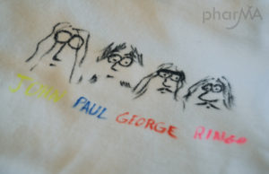 The Beatles Baby Shower Onesie