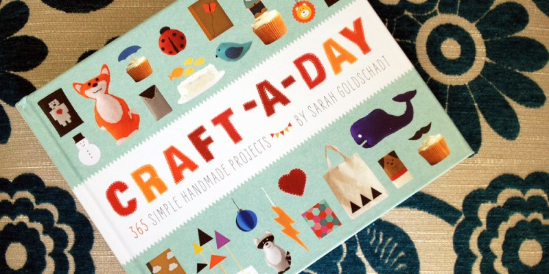 Craft-A-Day Review & GIVEAWAY!