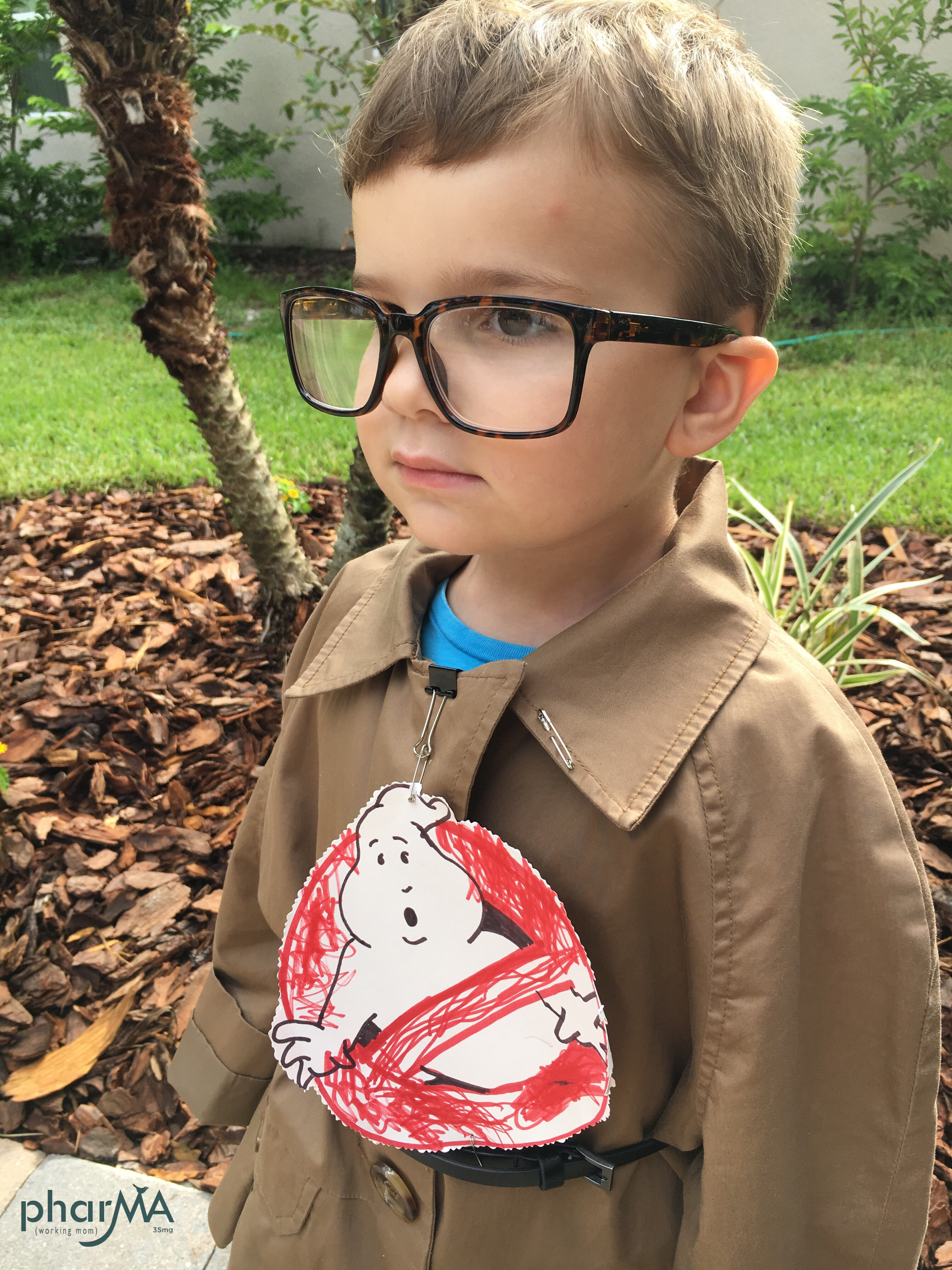 How to Make Ghostbusters Toys, Little Ghostbuster Boy