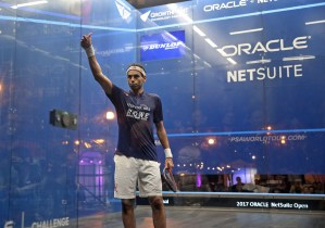 Mohamed ElShorbagy PSA Player of the Month looking forward to US Open