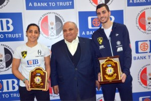 Egyptian Nationals – Cairo Stadium