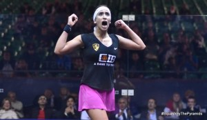 CIB Nouran Gohar: 'it's all about handling the pressure'…