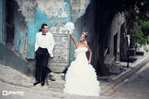 Fener Balat Wedding Photos