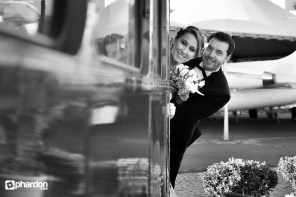 Rahmi Koc Museum Wedding Photos