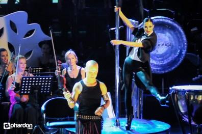 Sezen Aksu Concert Harbiye Open Air Theatre Event Photos