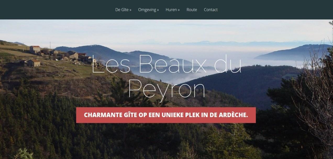 Beaux du Peyron