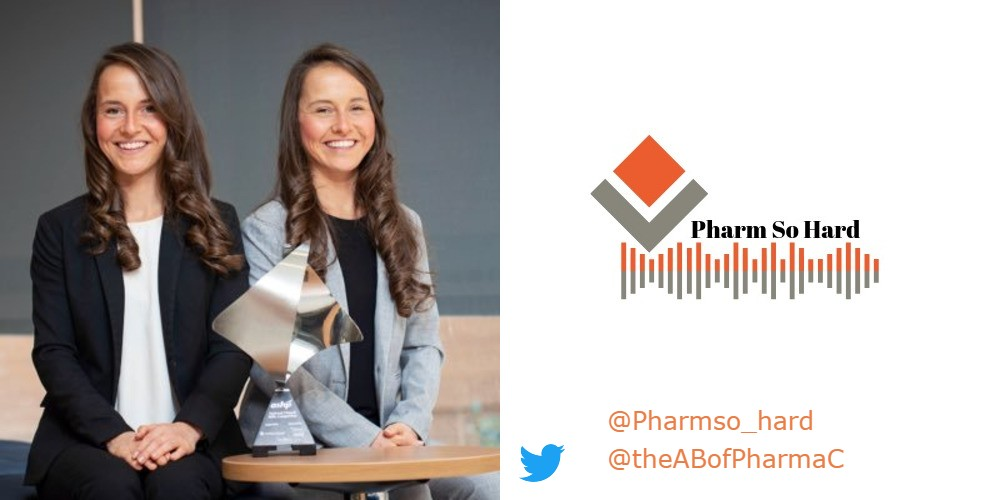 Episode 8: The Transition from Pharmacy School to Residency with the Pharmacy Twins Ashley & Brooke Barlow