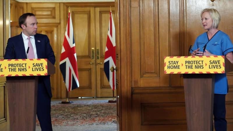英政府、週末の外出制限は「お願いではない」 新型コロナウイルス対策