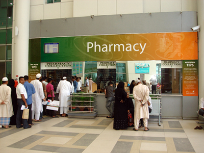 AN OVERVIEW ON THE HOSPITAL PHARMACY SET UP WITH THE ROLES