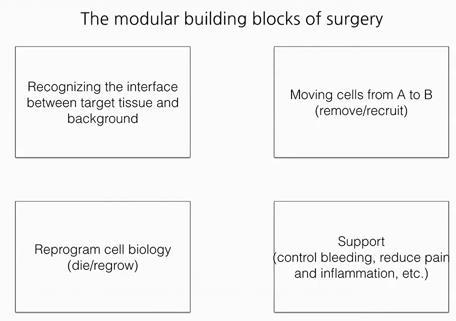 Molecular building blocks