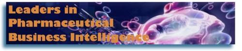 Leaders in Pharmaceutical Business Intelligence fler logob