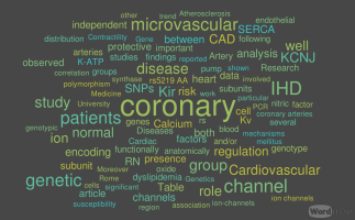 Article XII Atherosclerosis Independence Genetic Polymorphisms of Ion Channels Role in the Pathogenesis of Coronary Microvascular Dysfunction and Myocardial Ischemia (Coronary Artery