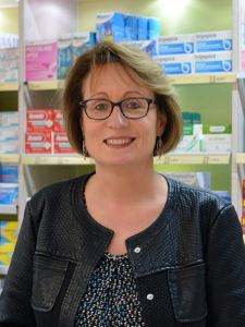 Delphine Charlet - pharmacien titulaire