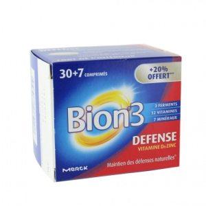 bion 3 - defense adultes - pharmacie charlet
