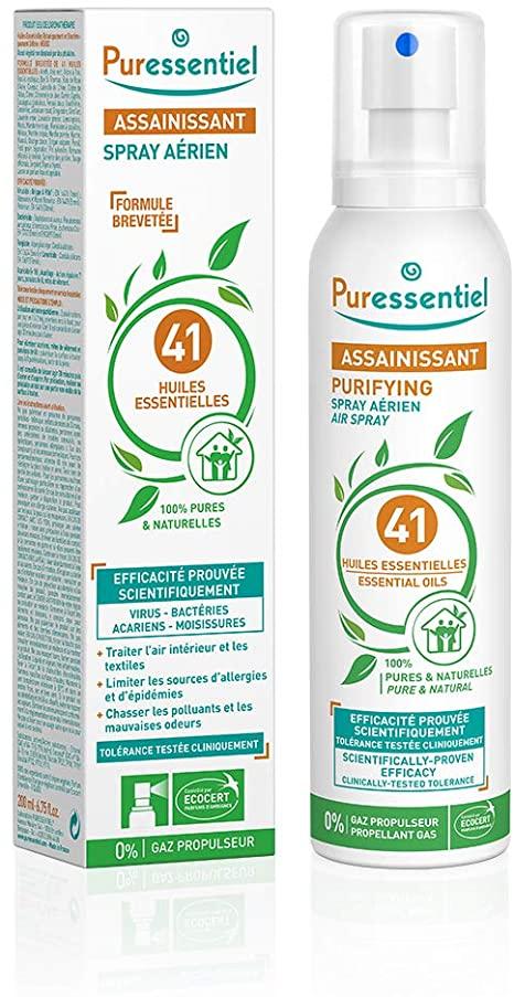 Puressentiel Spay assainissant aérien 41 huiles essentielles