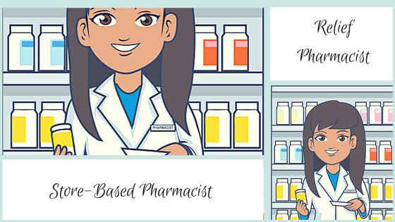 Store-Based Pharmacist vs Relief Pharmacist