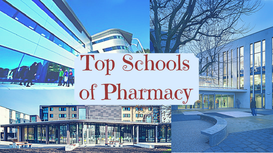 Top Pharmacy Schools In The UK