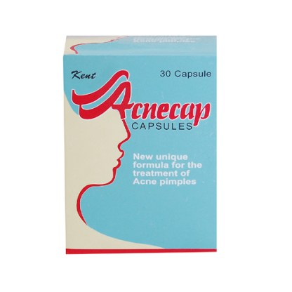 Acnecap for treatment of acne