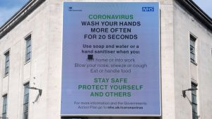 stay home during coronavirus