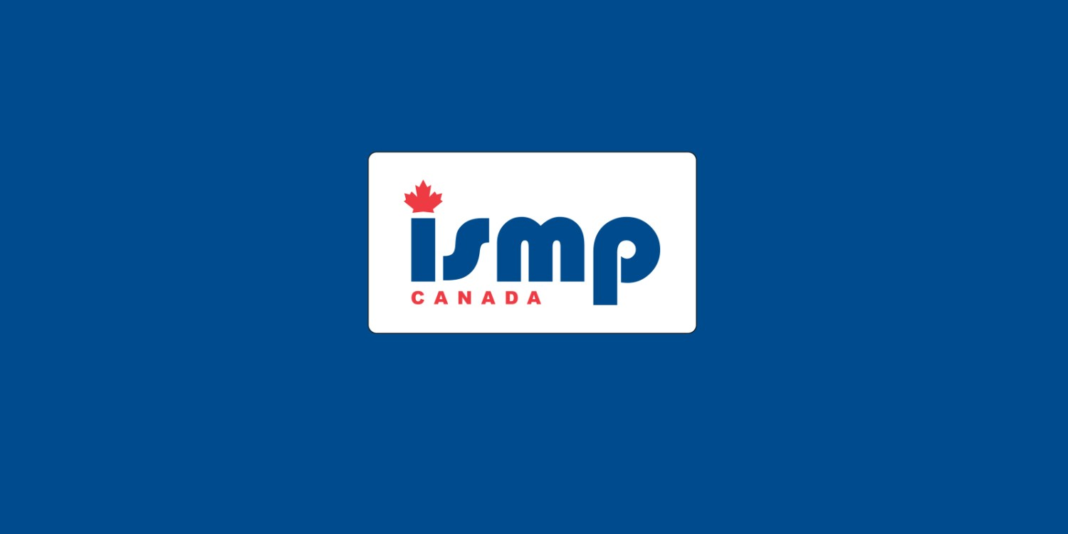 ISMP banner image