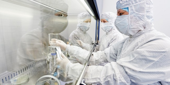Sterile Compounding