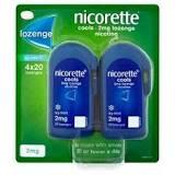 Nicorette Cool Lozenges 2mg 80`s