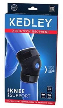 Kedley Aero-Tech Neoprene Hinged Knee Support -Universal