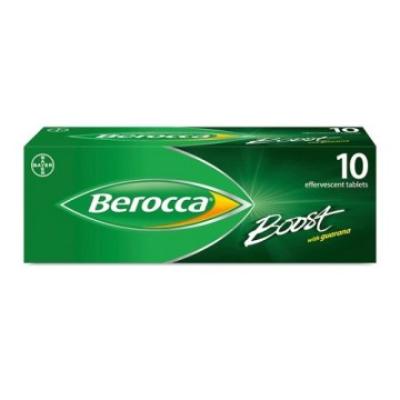 Berroca Boost Tablets 10`s