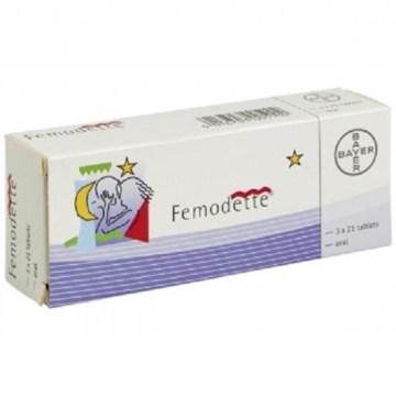 Femodette Tablets 63`s