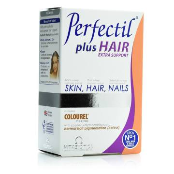 Perfectil Plus Hair Tablets 60`s