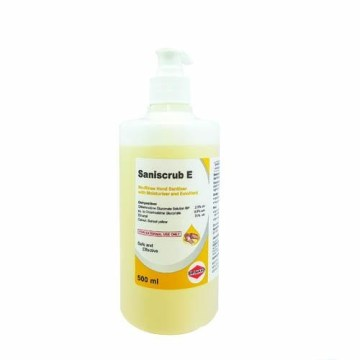 Saniscrub E Solution 500ml-Hand Sanitizer
