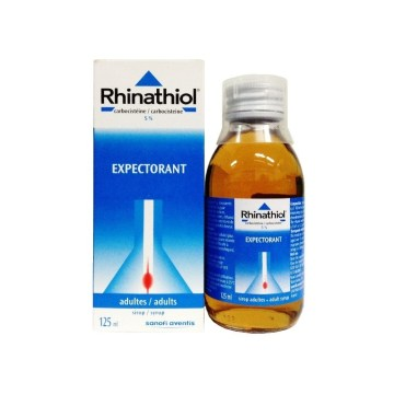 Rhinathiol Adult 125ml