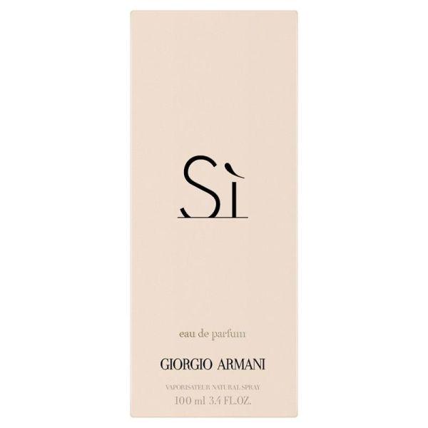 Giorgio Armani SI Eau De Parfum 4