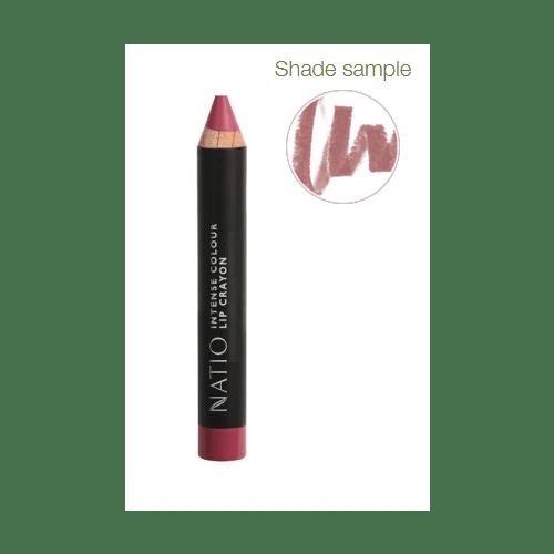 Natio Intense Colour Lip Crayon – Red Cherry