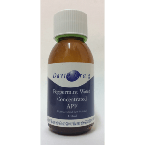 David Craig Peppermint Water Concentrated APF 100mL