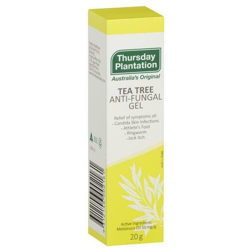 Thursday Plantation Tea Tree Anti Fungal Gel 20g 3