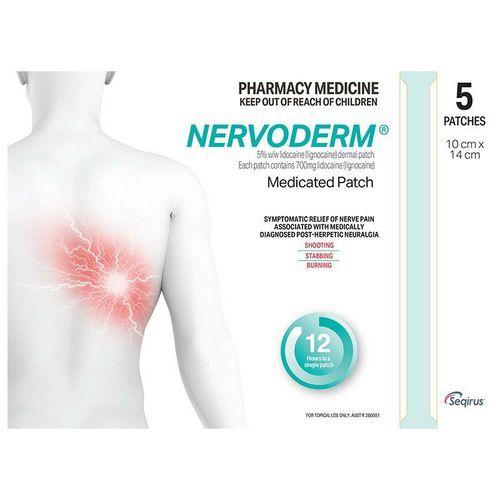Nervoderm 5%w/w Lidocaine Patch 5 3