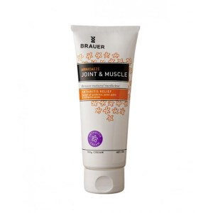 Brauer Arnica Joint & Muscle Cream 100g
