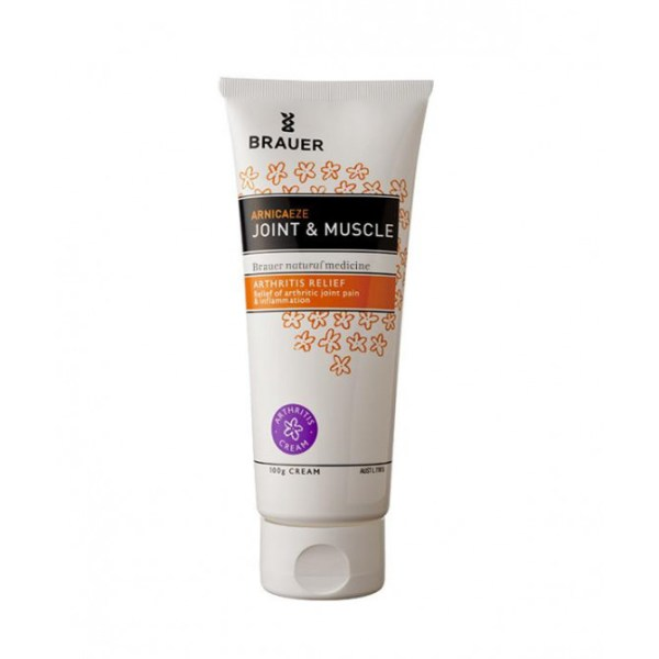 Brauer Arnica Joint & Muscle Cream 100g 3