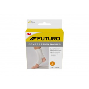 Futuro 3300EN Compression Basic Elastic Ankle Brace Small