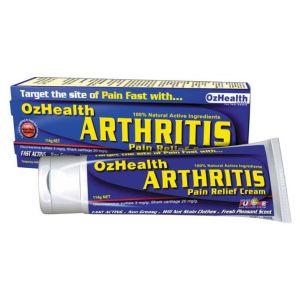 OzHealth Arthritis Pain Relief Cream 114g